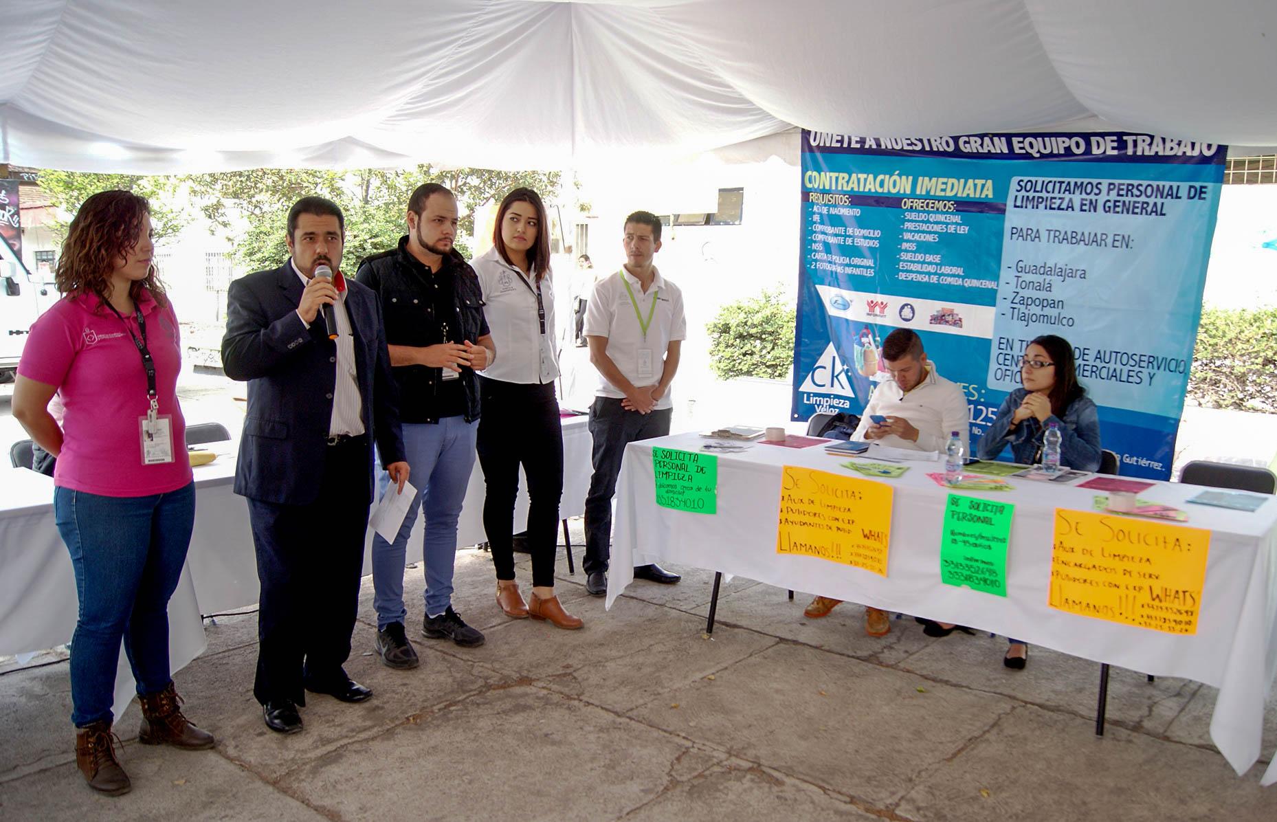 Se reanudan las Ferias Itinerantes del Empleo; ahora en Huentitán ...