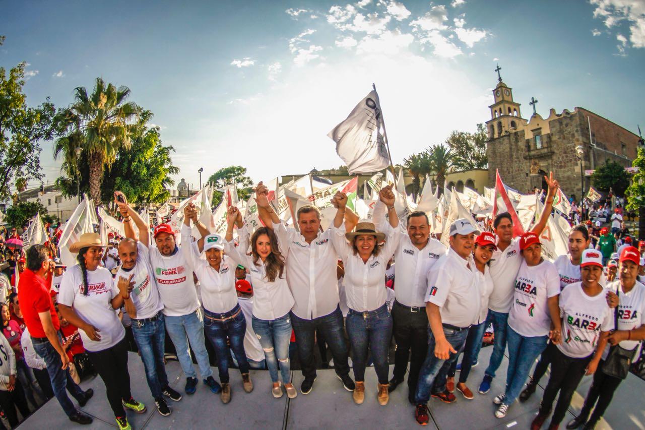 Alfredo Barba muestra fuerza en San Martín de las Flores | CABECERA