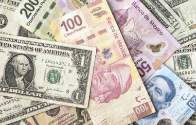 El Peso Cerró Tercer Trimestre Del Año Con Una Apreciación De 5 99 Por Ciento O Un Y 19 Centavos Para Cotizar Alrededor 18 71 Pesos Dólar